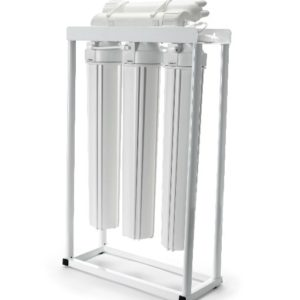 200 GPD Light Commercial RO System Floor Standing Reverse Osmosis