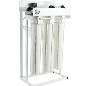 300 GPD Light Commercial RO System Floor Standing Reverse Osmosis