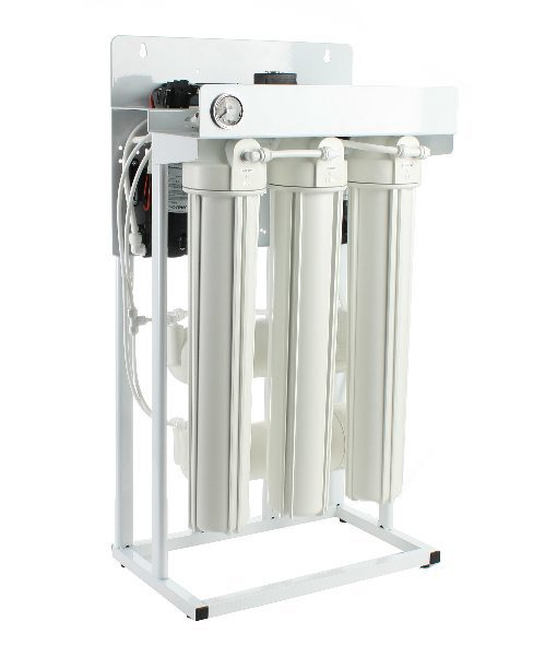 600 GPD Light Commercial RO System Floor Standing Reverse Osmosis